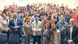 CRA-MS marca presença no VII Encontro Acadêmico de Administração e Ciências Contábeis