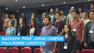 """""""Logística tem que ser discutida de forma sistêmica"""", defende Prof. Jorge Campos"""