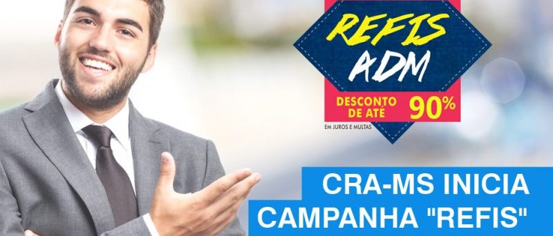 Campanha Refis 2019 oferece condições para negociar débitos