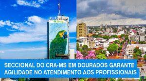 Seccional CRA-MS em Dourados amplia serviços para atender profissionais e empresas