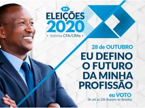 Eleições CFA/CRAs – saiba detalhes e confirme seu voto no dia 28