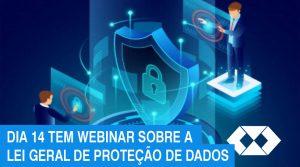 CRA-MS realiza Webinar gratuito sobre LGPD