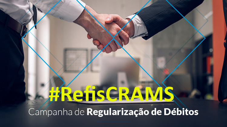 Novo Refis do CRA-MS é mais atrativo e facilita a regularização de débitos